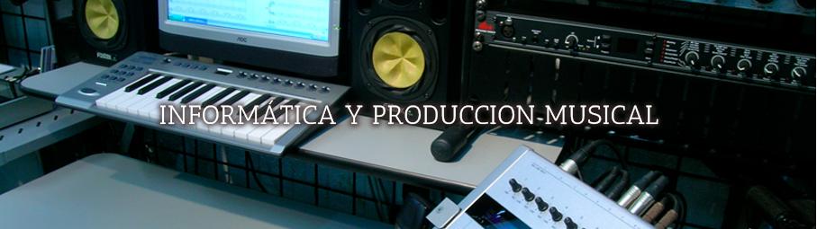 Informática y producción musical